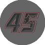 2018 MotoGP 【45】Scott Redding