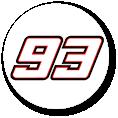 2018 MotoGP 【93】 Marc Marquez