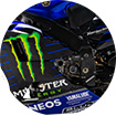 2021 MotoGP-Monster Energy Yamaha-車隊積分